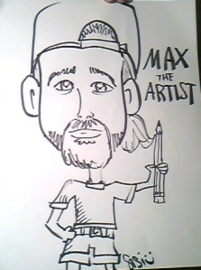 Max The Artist