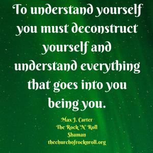 Understanding through deconstruction